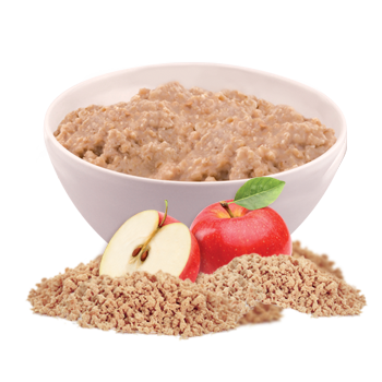 Apple Flavored Oatmeal